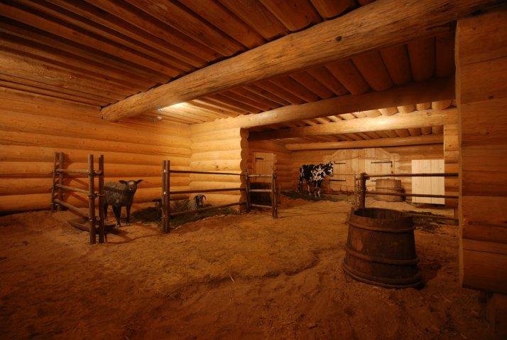 Как построить скотный двор своими руками 30